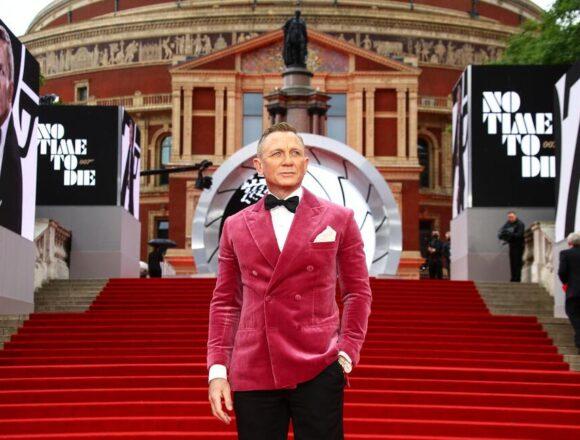 Daniel Craig on Bidding Bond Goodbye in 'No Time to Die'